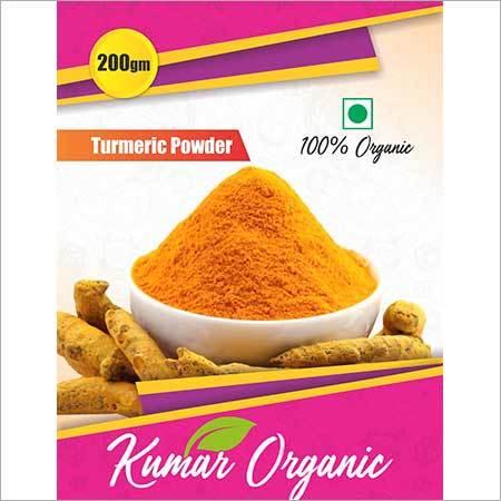 Kumar Organic Turmric Powder