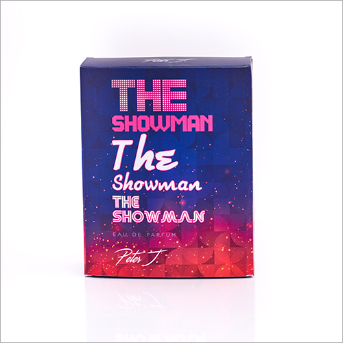The Showman Body Perfume