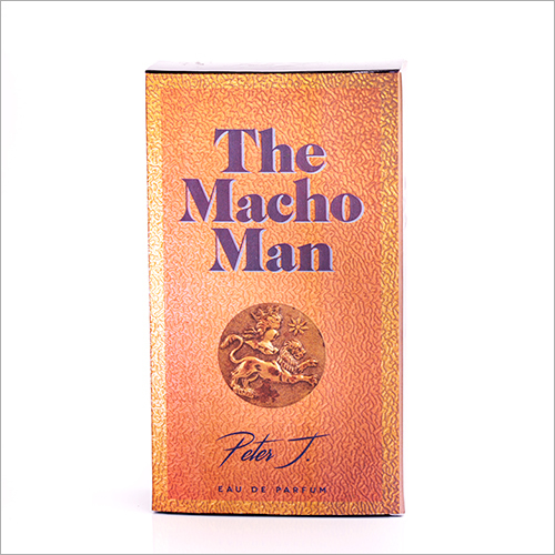 The Macho Man Body Perfume
