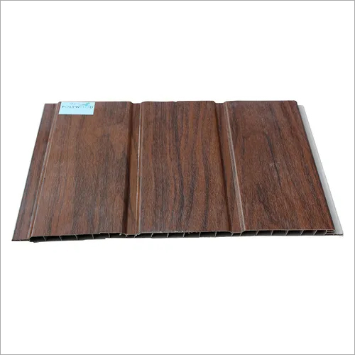 Grooved PVC Wall Panels