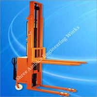 Semi Electrical Hydraulic Stacker