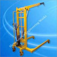 Hydraulic Lift Cranes