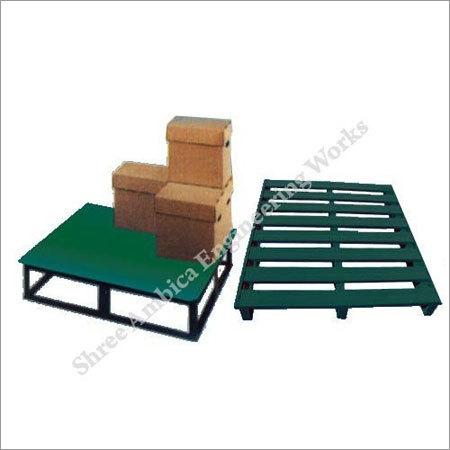 Steel Pallet Wooden Pallet