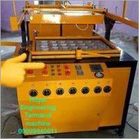 Thermocol Plate Machine