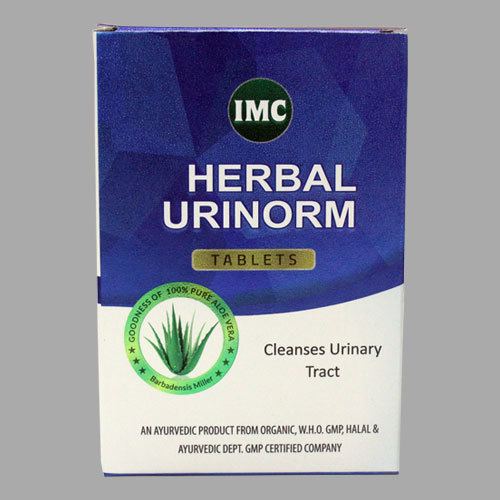 Herbal Urinorm Tablet