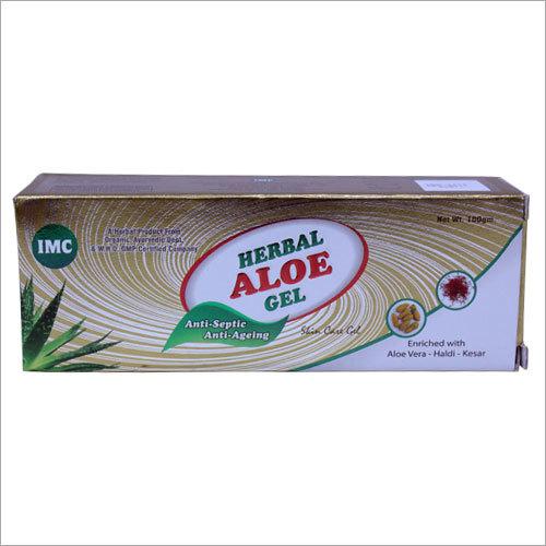 Herbal Aloe Gel