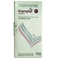 Exemptia Adalimumab 40mg/0.8ml Injection