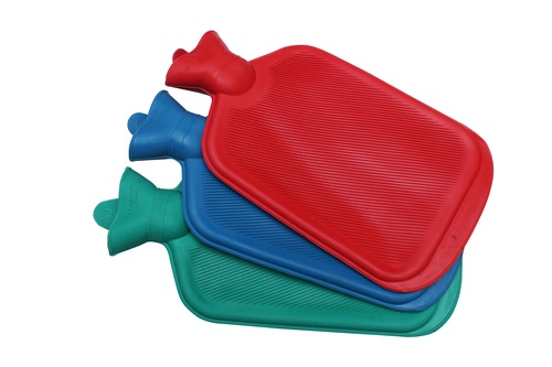 Hot Rubber Water Bottle