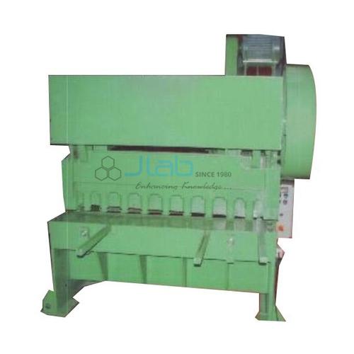 Pneumatic Shearing Machine