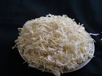 Dehydrated White Onion Kibbled and Flakes