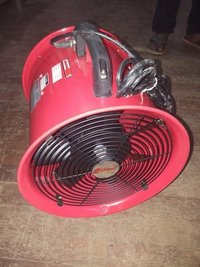 Industrial Portable Ventilation Fan with Ducting