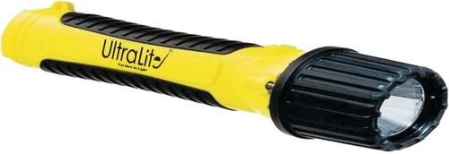 Intrinsically Safe LED Flashlight for Zone 0, I, II,