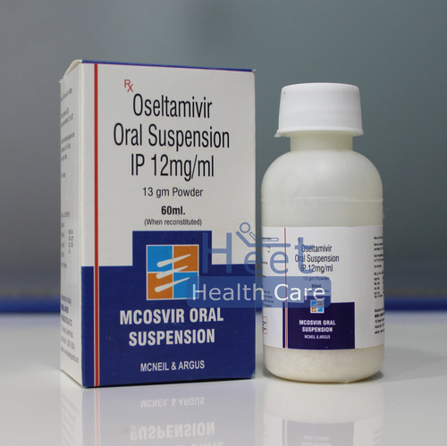 Mcosvir Oseltamivir Oral Suspension