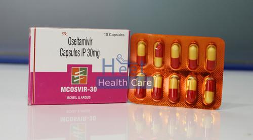 Mcosvir Oseltamivir Capsules IP 300mg