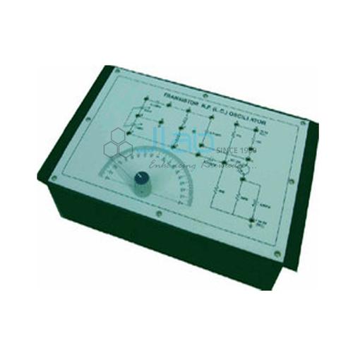 R.F. Oscillator AM and FM
