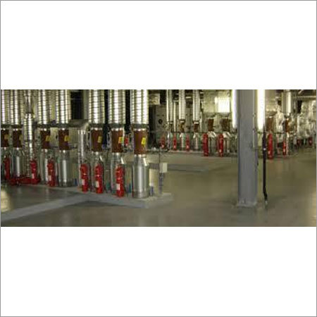 Automatic Fire Suppression For Cleaning Tanks