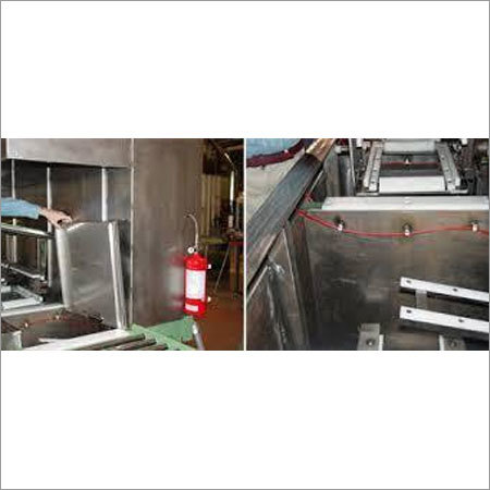Fire Suppression For Cleaning Tanks