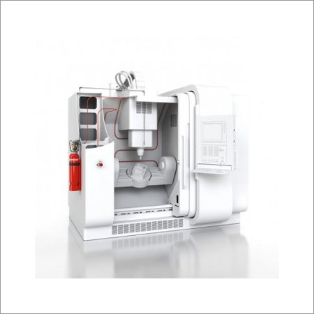CNC Machines Automatic Fire Suppression