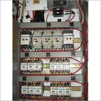 Fire Suppression System For Electrical Panels