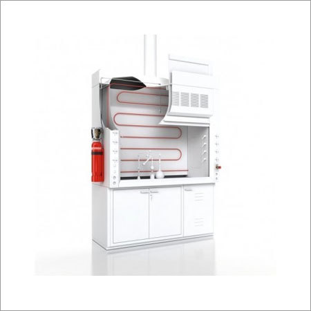 Fire Suppression System for Fume Cupboard