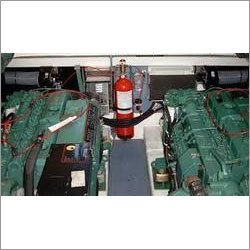 Fire Suppression For Power Generators