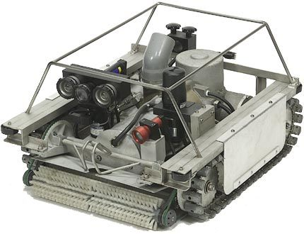 Industrial Tank Cleaning Robot