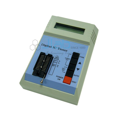 Handy Digital IC and Memory Tester