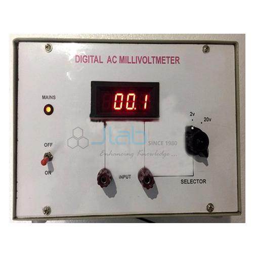 A.C. Milli Voltmeter Type