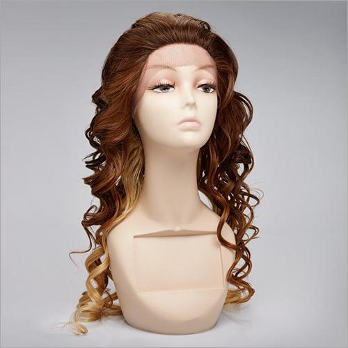 High end fibre wigs