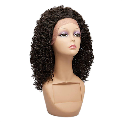 High end fibre wigs
