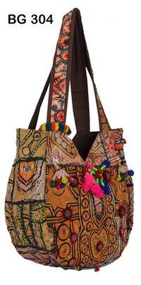 Vintage Banjara Fabric Shoulder Bag