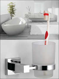 Cubix Bath Fitting