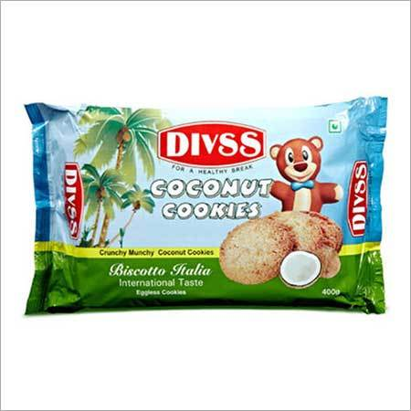 Cookies Printed Laminated Pouches