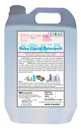 Baby Liquid Detergent