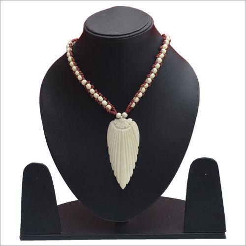Ladies Bone Necklace