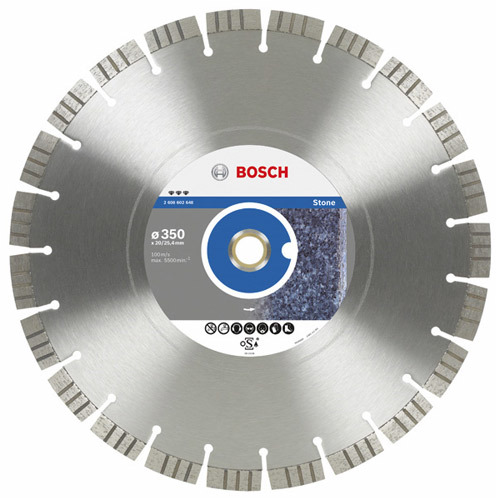 BOSCH Stone Cutting Wheel