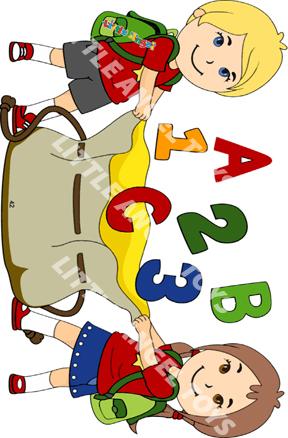School Wooden Learning Board
