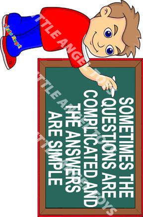 Wooden Cartoon Educational Cutouts