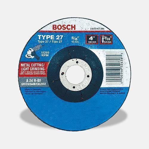 BOSCH Disc Grinding Wheels