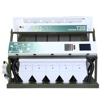 Multi Grain Color Sorter Machine