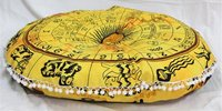 Tapestry Floor Cushion Cover