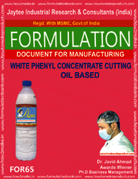 White Phenyl Concentrate Cutting Oil Based