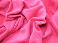 Striped Fleece Fabric