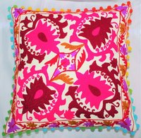 Suzani Floor Cushion Cover