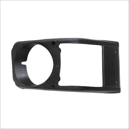 Plastic Headlamp Cover