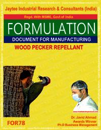 Wood Pecker Repellent