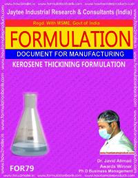 Kerosene Thickening Formulation