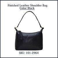 Designer Leather Shoulder Bag