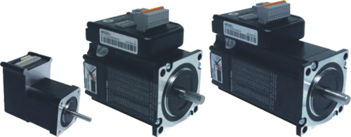 Integrated Stepper Motor