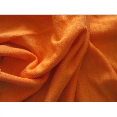 Single Knitted Cotton Jersey Fabric